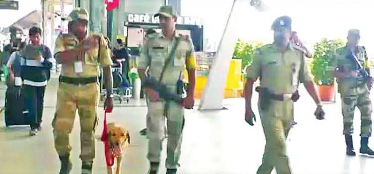 High Security Alert At Mumbai Airport – Delays Expected