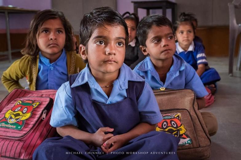 Schools in Dharavi slum