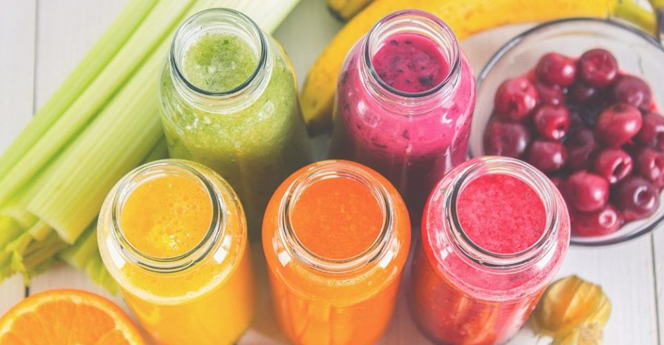 How to Detox your Body with Juices in 3 Days?