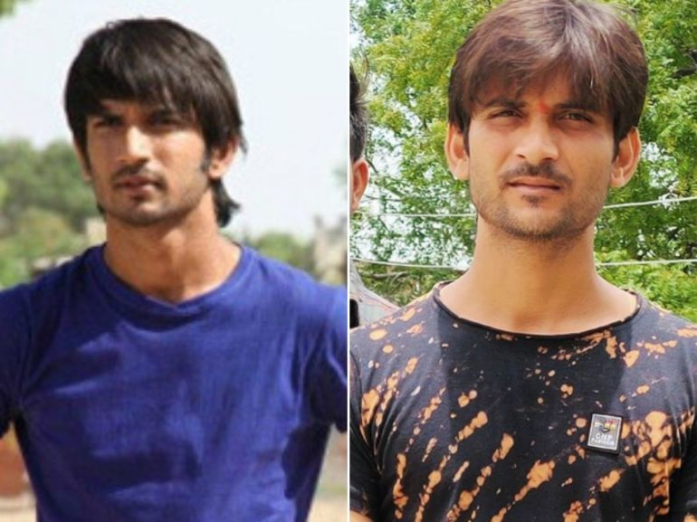 Sushant Singh Rajput's doppleganger Sachin Tiwari to play an Outsider in the film 'Suicide or Murder' 2