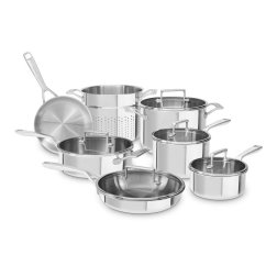 Kitchen Aid Cookware Pine Island Save 55 On A 12 Piece Kitchenaid Set  Mumblebee Inc