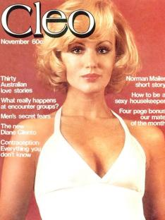 The first issue of Cleo