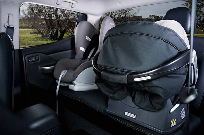 Car Seats Isofix and How to Fit 3 Car Seats Across the
