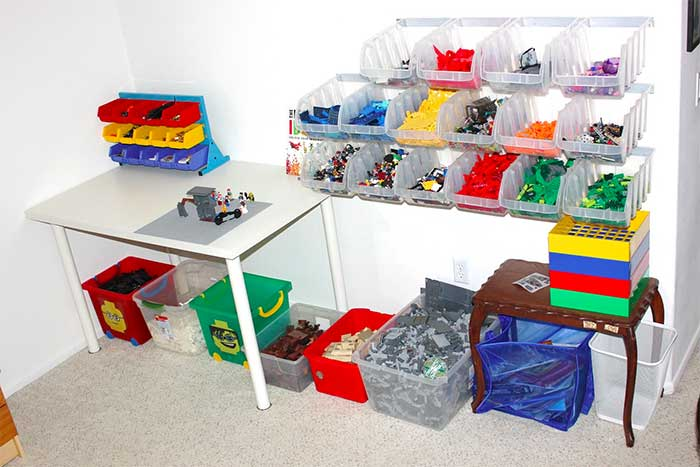 23 Clever Kids Lego Storage Ideas You And Your Kids Will