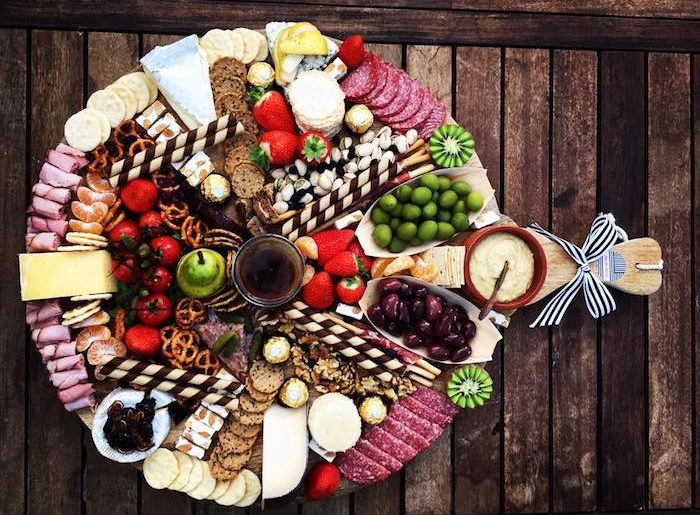 How to Style a Killer Cheese Board or Grazing Plate  Mum
