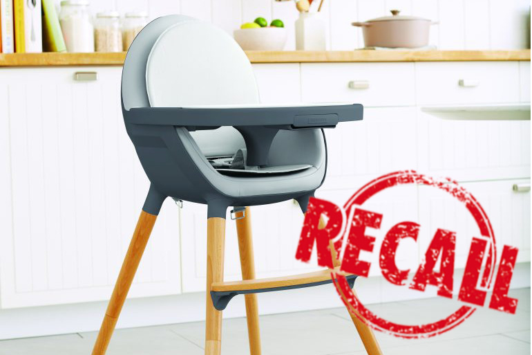 high chair recall animal print dining covers safety warning skip hop tuo convertible alert