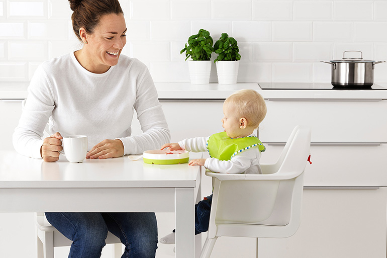 ikea high chair review back pillow for best chairs babies and toddlers all so easy to clean 13
