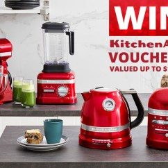 Kitchen Aid Products Safe Shoes Win 1000 To Spend On Kitchenaid Appliances Mum Central Pretty Up Your Bench With