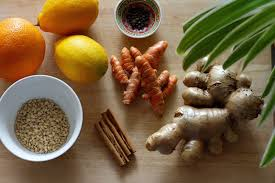 Health Benefit Of Ginger and Turmeric