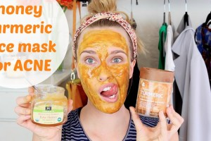 turmeric and honey for skin lightening