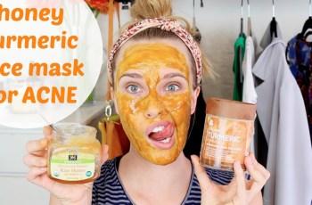 turmeric and honey for skin lightening