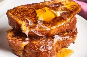 Ninja foodi grill creamed french toast