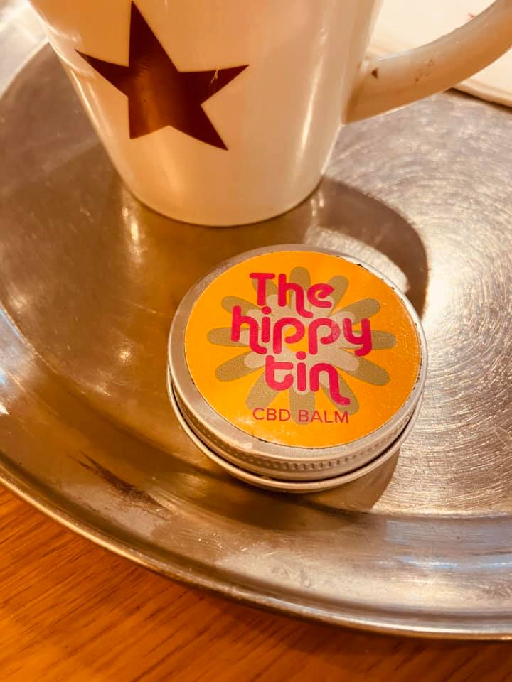 THE HIPPY TIN CBD BALM