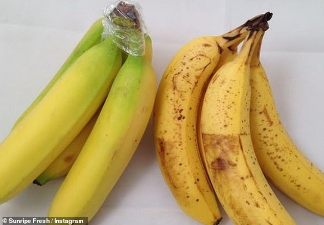 Sunripe fresh, a food market in Canada, revealed the best way to keep bananas fresh is to wrap the stems in clingfilm. It works for individual bananas or bunches