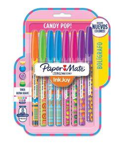 paper mate candy pop boligrafo con capuchon mumi tienda mayorista libreria escolar