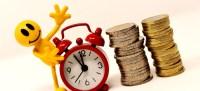 お金も時間も全然足りない?「お金」と「時間」ってどっちが大事??