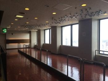 【無料&穴場!】大阪駅前ビルの展望台に行ってきた