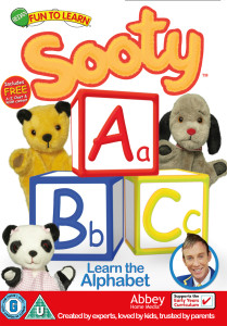 Sooty abc dvd review by Mum in a Nutshell