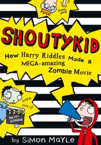 A book review of Shoutykid by Simon Mayle