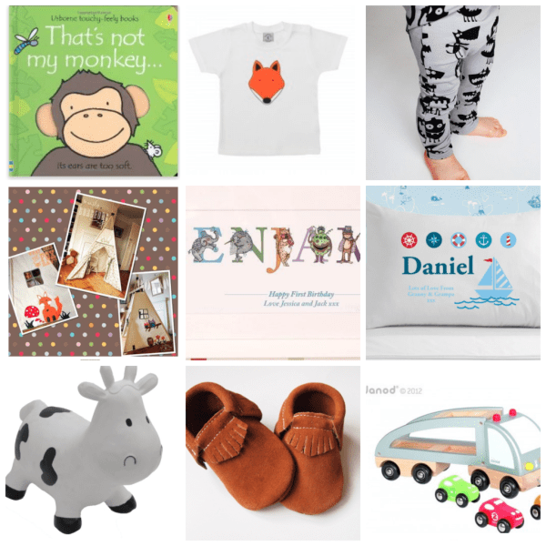 Present Ideas For A Baby Boys 1st Birthday By Parenting Blog Mum In Nutshell
