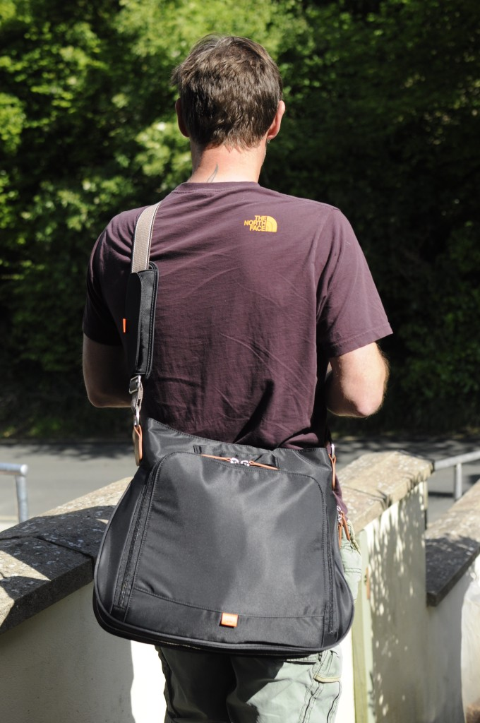 The Portland by PacaPod, a changing bag for both Mum and Dad