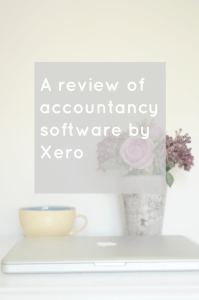 A review for accountancy software Xero for small business'
