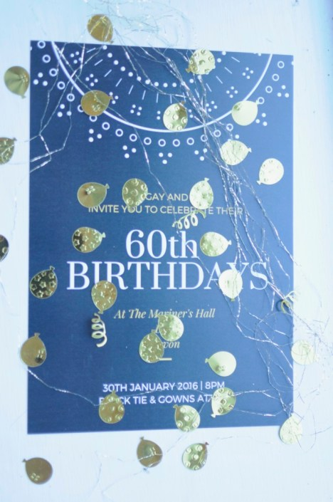 a party invite example printed at Stress free printing