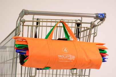 win a set of trolly bags