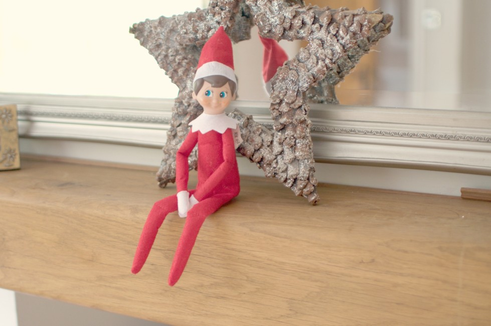 Why we've decided to join in with The Elf on the shelf® this Christmas