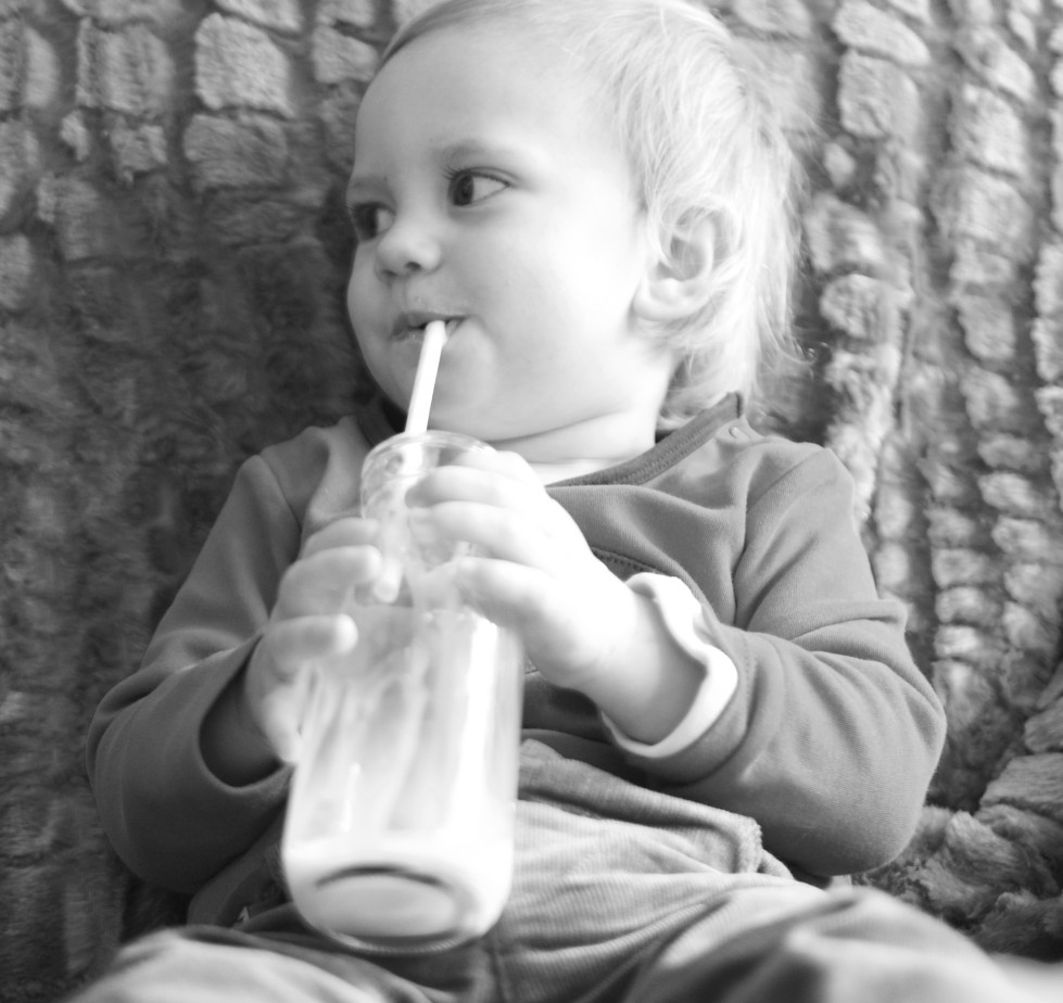 my milk moments through the years. how 1 drink stirs a life of memories