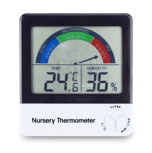 Win a Nursery Thermometer