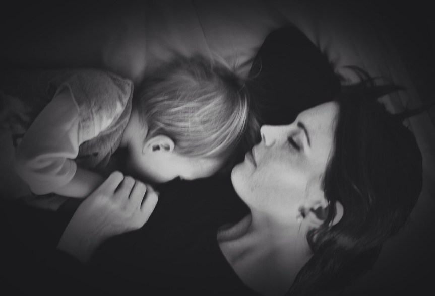 The not so simple side to breastfeeding a toddler
