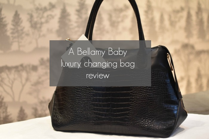 A Bellamy Baby Changing Bag Review