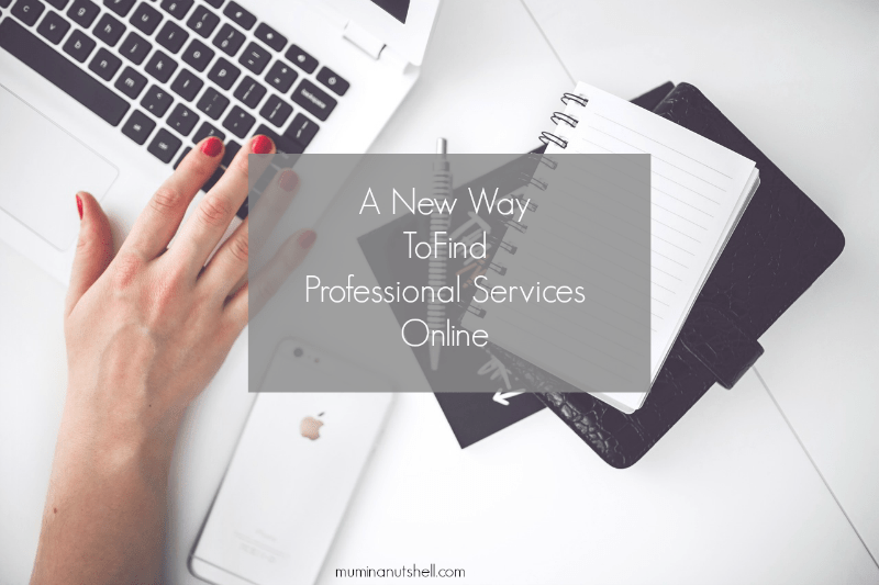 How to find professional services online