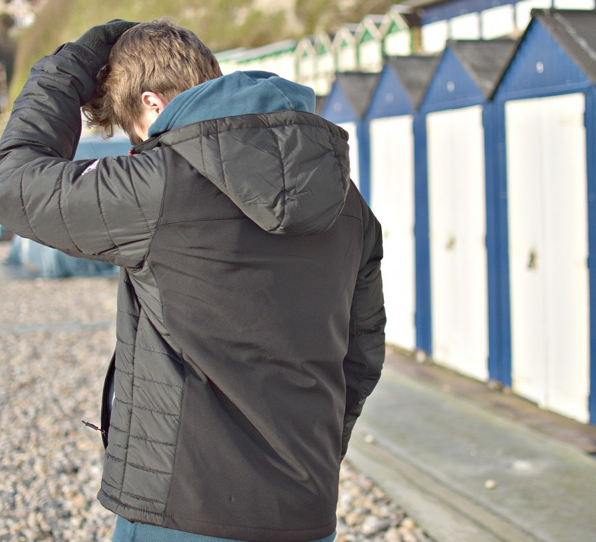 A review of the Trespass sutton mens ski jacket