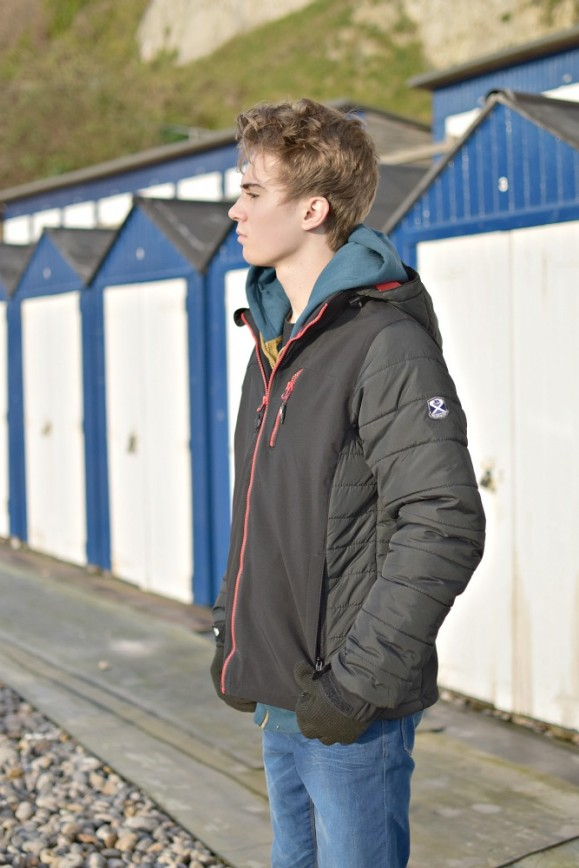 A review of the Trespass mens sutton ski jacket
