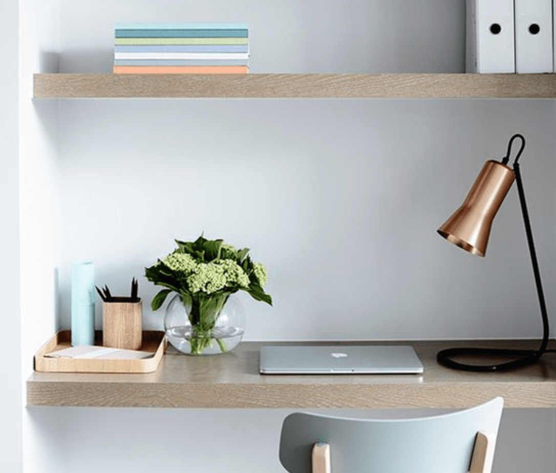Using Colour To Create A Productive Home Office