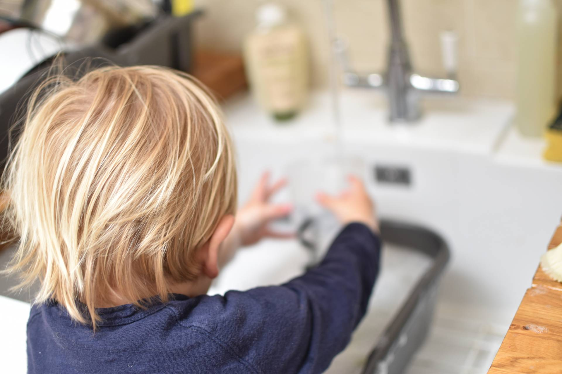how to make your home toddler safe