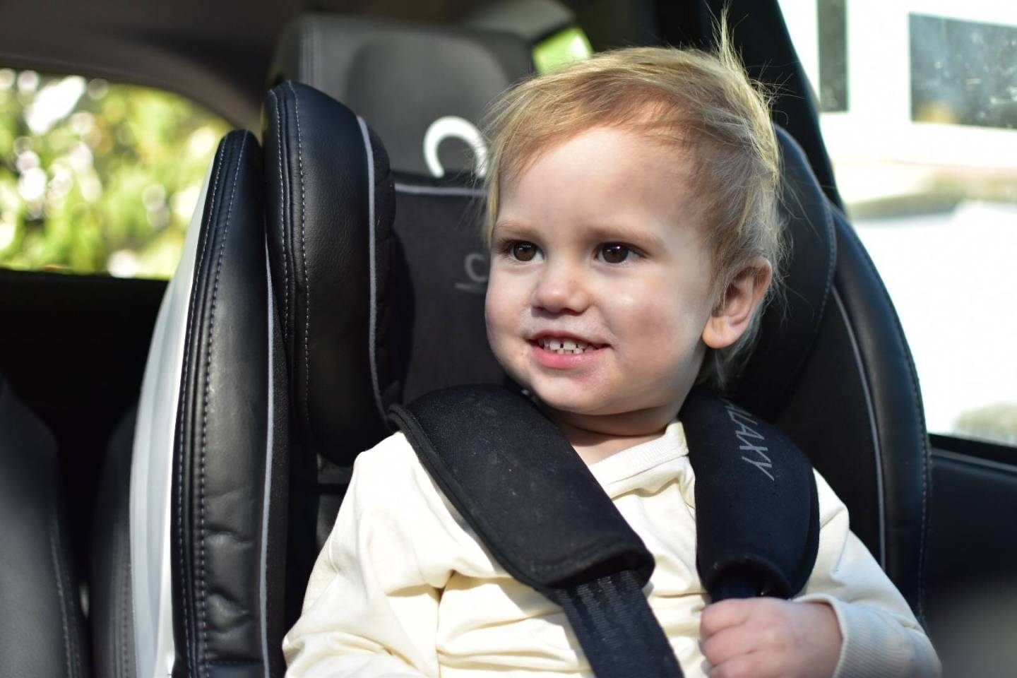 Did You Know There's Change Ahead In Car Seat Law?