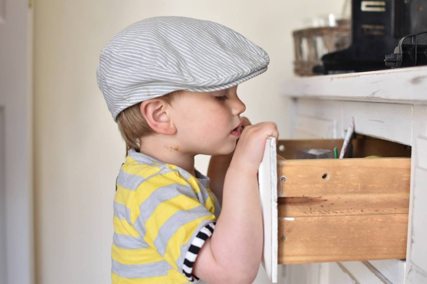 Tips on keeping your home toddler safe