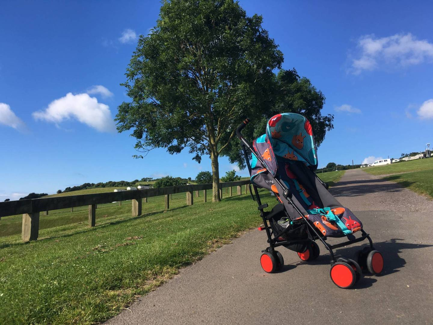 Going All Retro With A Cosatto Supa Go Stroller