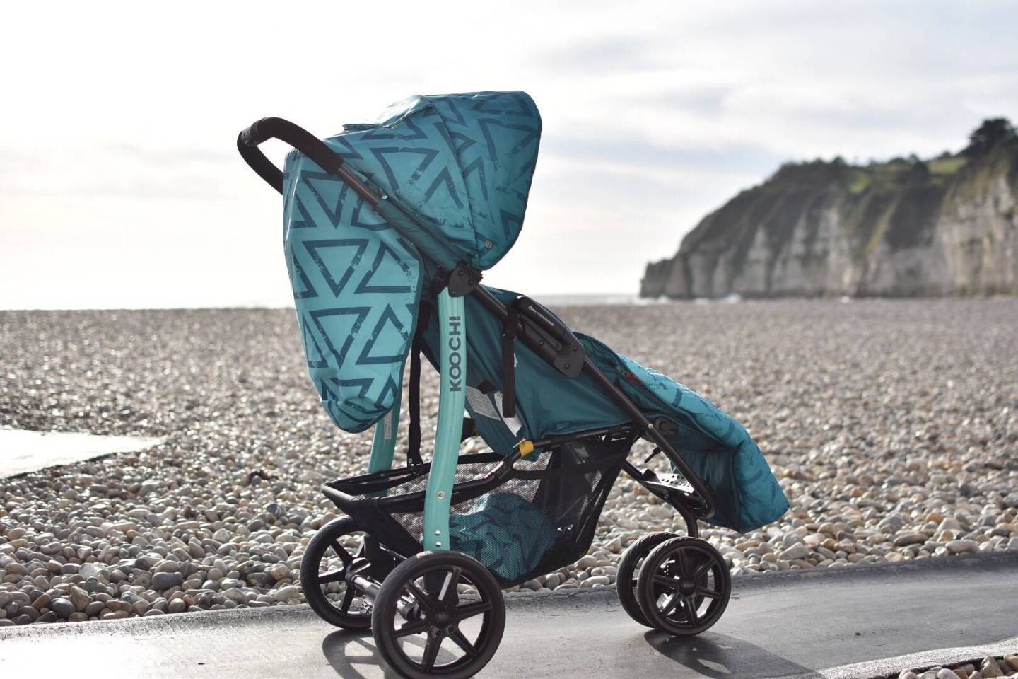 Koochi Pushmatic Pushchair Reviewed