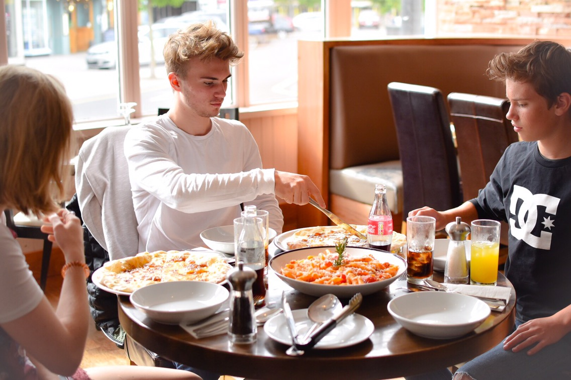 Quality Time & Family-Style Dining At Prezzo