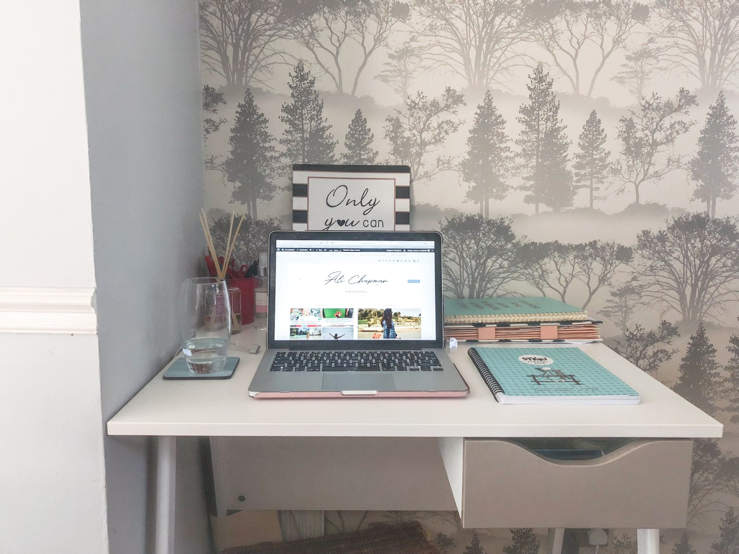 My Top Little Luxury for the perfect home office