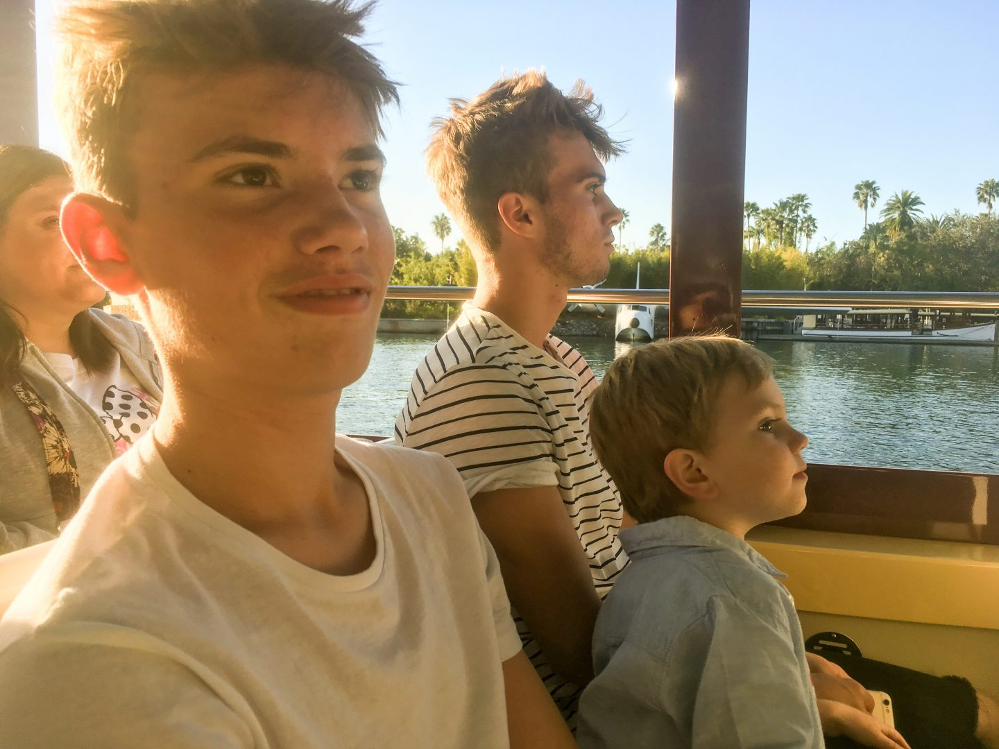 What are your options for a family holiday as a single parent with teenagers