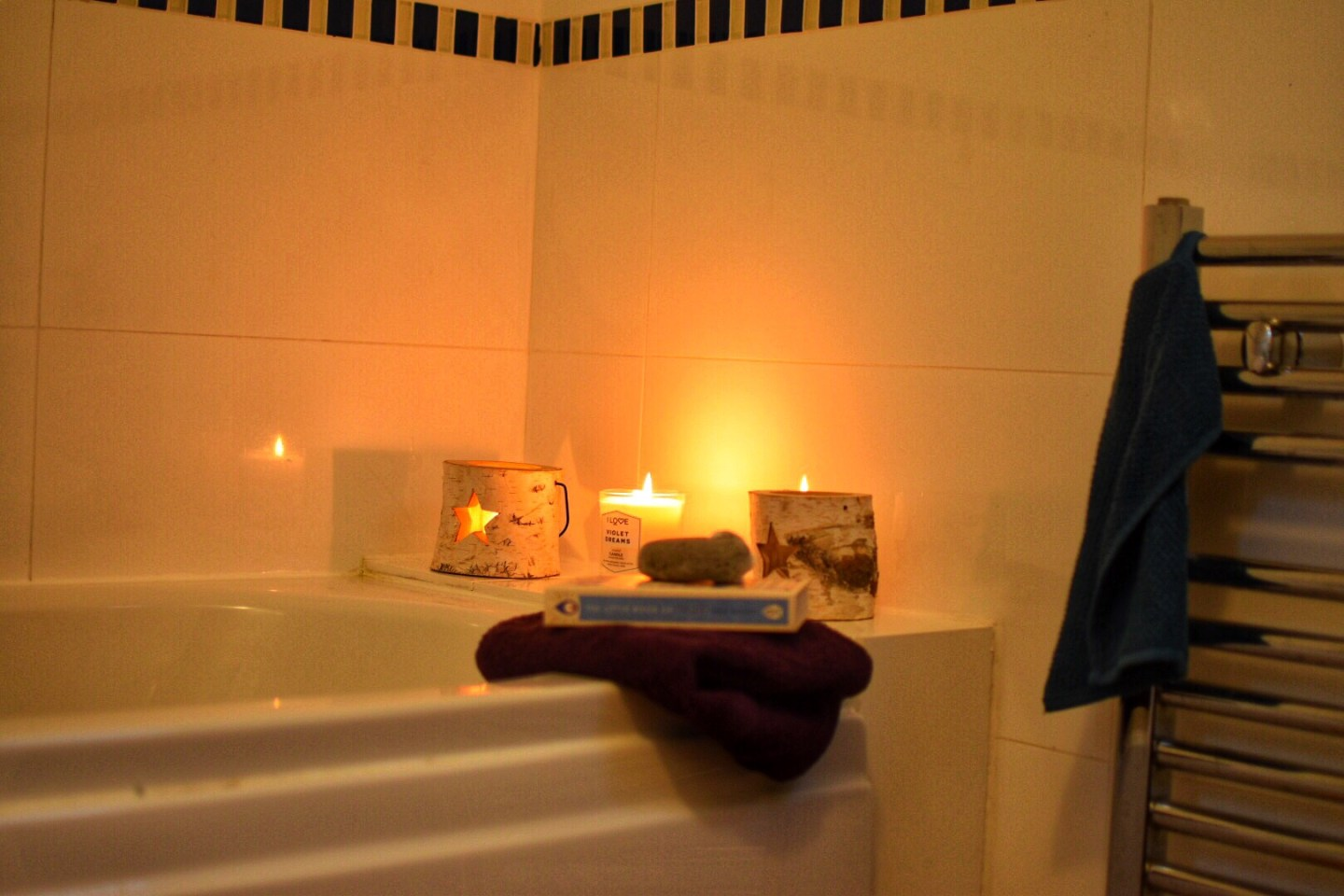 How to create hygge in your bathroom