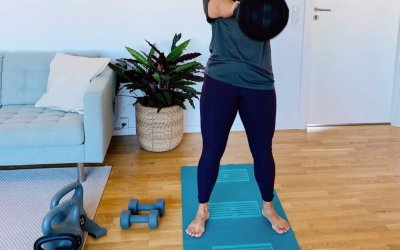 Why Kettlebell swings are a great exercise
