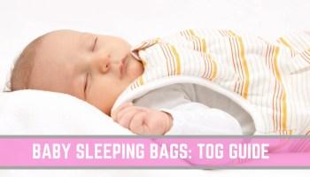 Baby sleeping bags tog guide