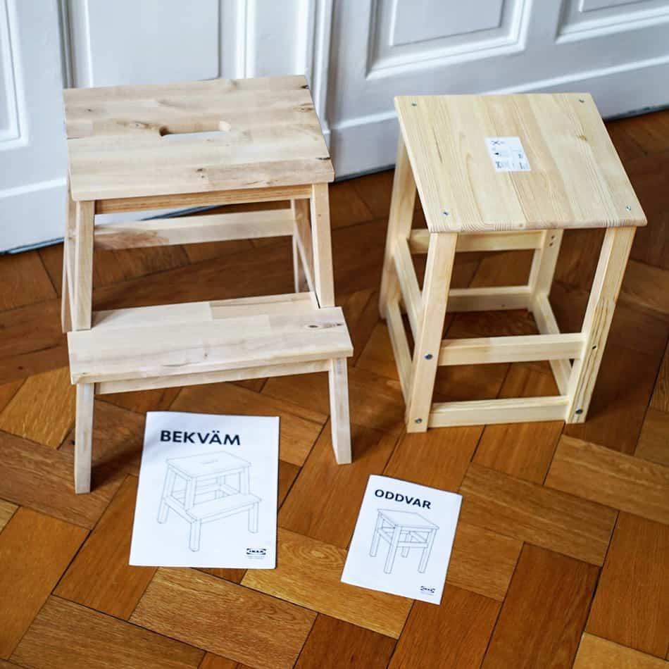 Ikea Oddvar Diy