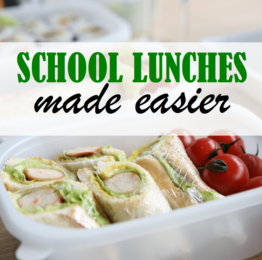 Simple lunchbox tips